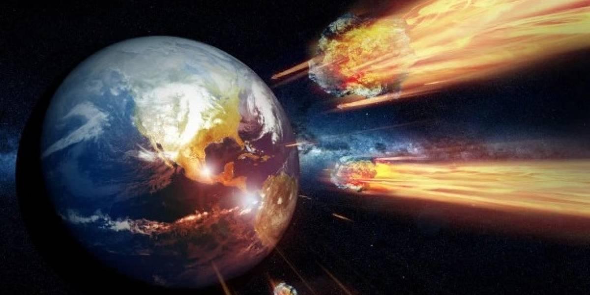 Jefe de la NASA advierte que debemos estar preparados para la caída de un asteroide por lo menos una vez en la vida