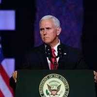 Pence rechaza invocar enmienda 25 para remover a Trump del poder