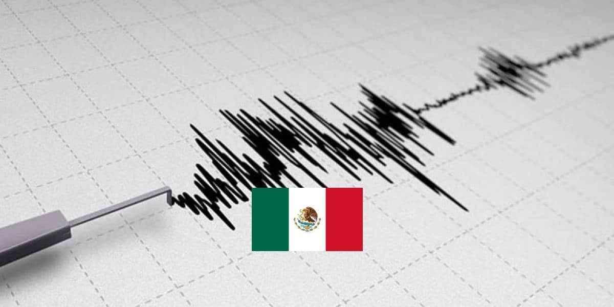 Un temblor de 6.6 grados con origen en Chiapas sacude a México