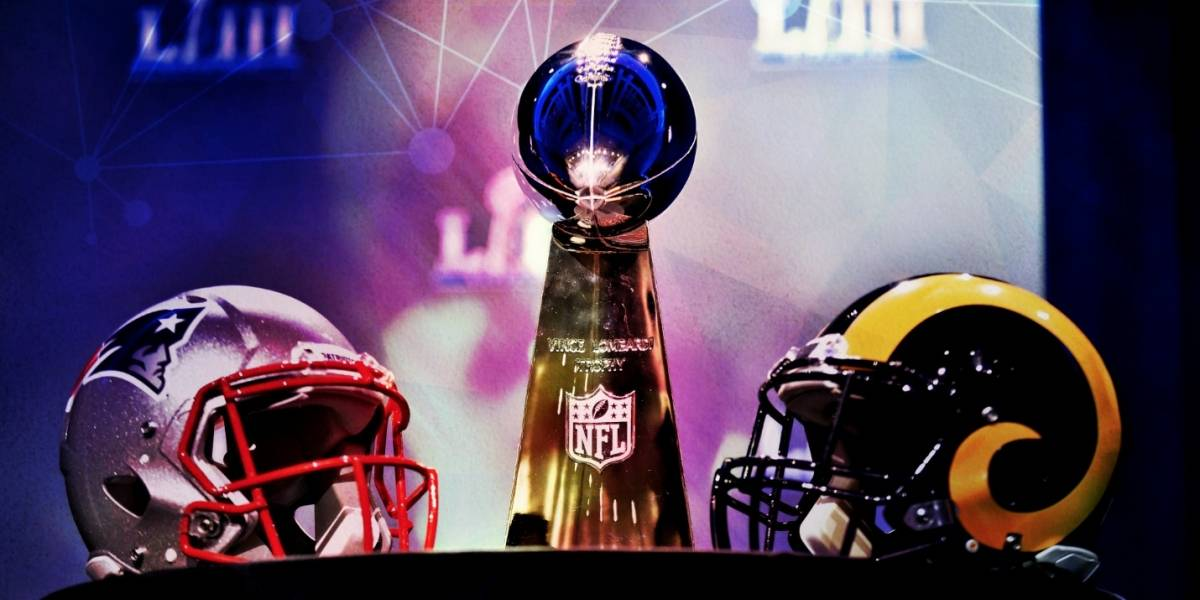 Patriots vs Rams, ¿dónde y a qué hora ver el Super Bowl?