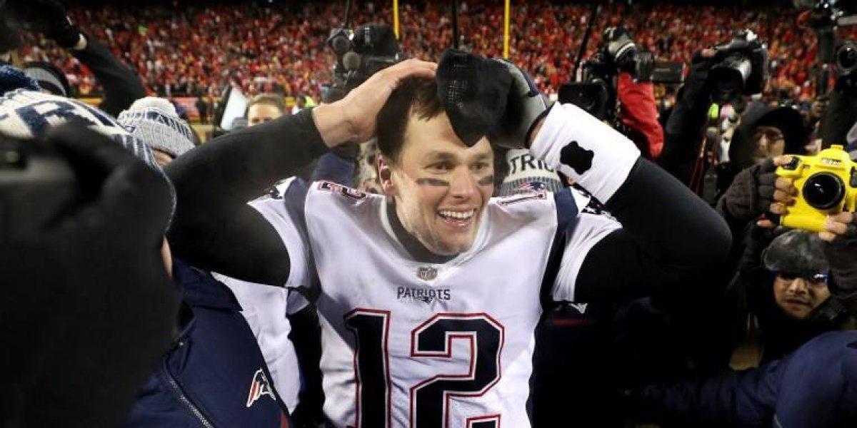 Despiden a empleado que hizo broma sobre Brady en TV