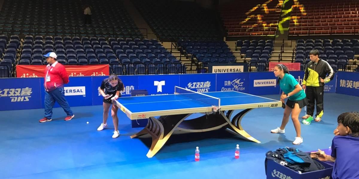 Utuado defenderá la casa en la Copa ITTF Panamericana