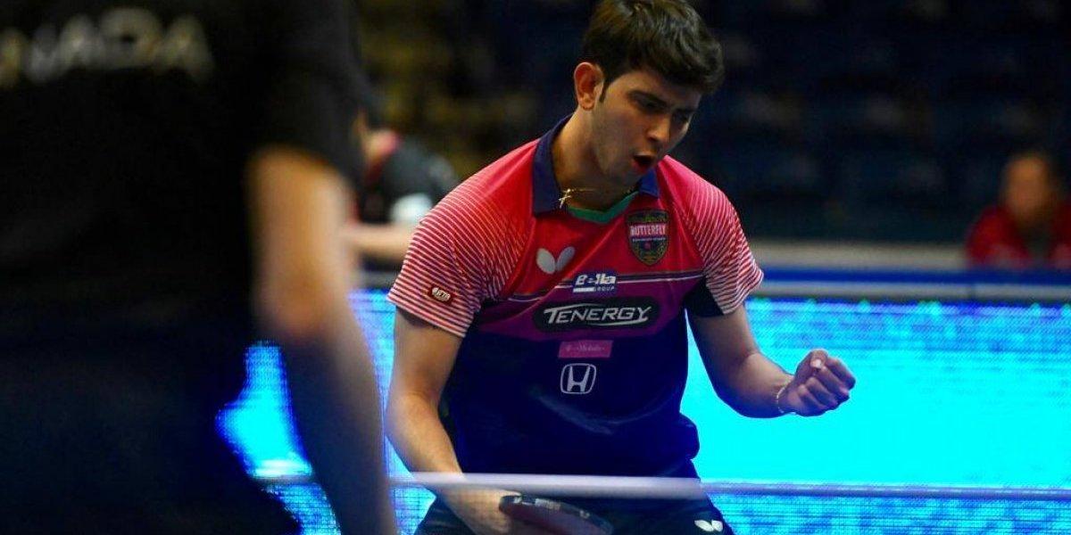 Brian Afanador logra clasificación a cuartos de final de Copa ITTF