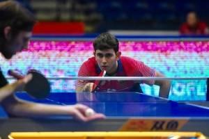 Brian Afanador - Copa ITTF Panamericana