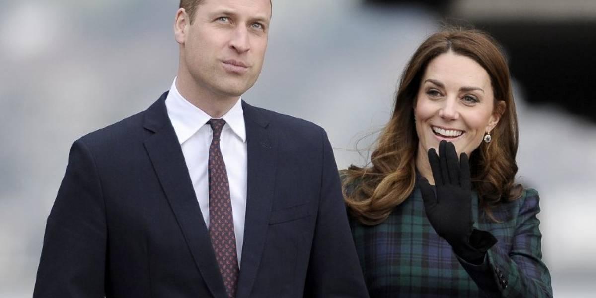 Sale a la luz el apasionado romance del príncipe William antes de casarse con Kate Middleton