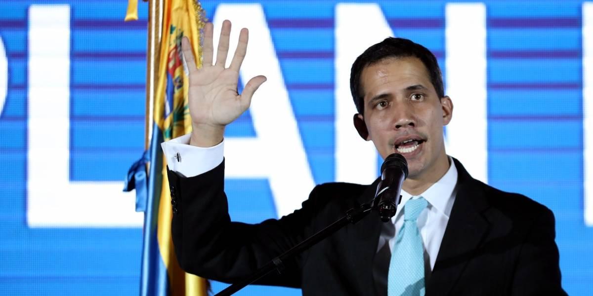 Hasta un año podría durar Gobierno interino de Juan Guaidó