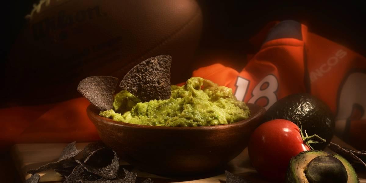 Aguacate mexicano, el 'oro verde' del Super Bowl LIII