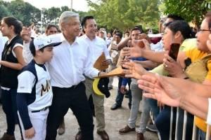 AMLO en Veracruz