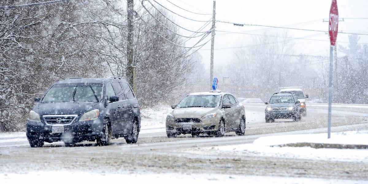Clima frío en Estados Unidos cobra 27 vidas en 8 estados