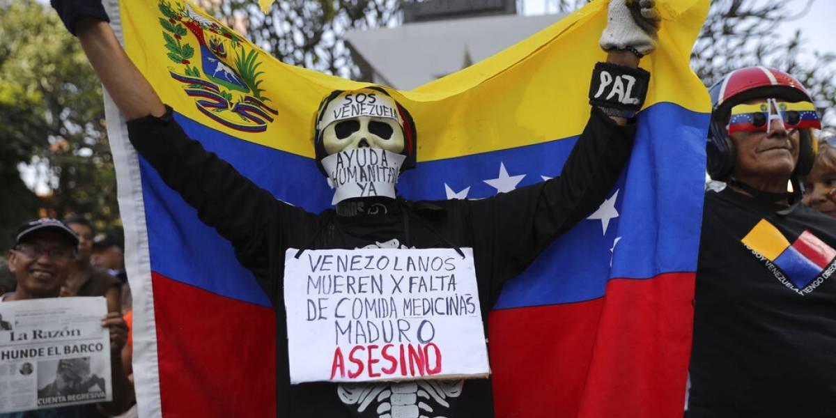 Maduro vs Guaidó provoca nueva jornada de protestas en Venezuela