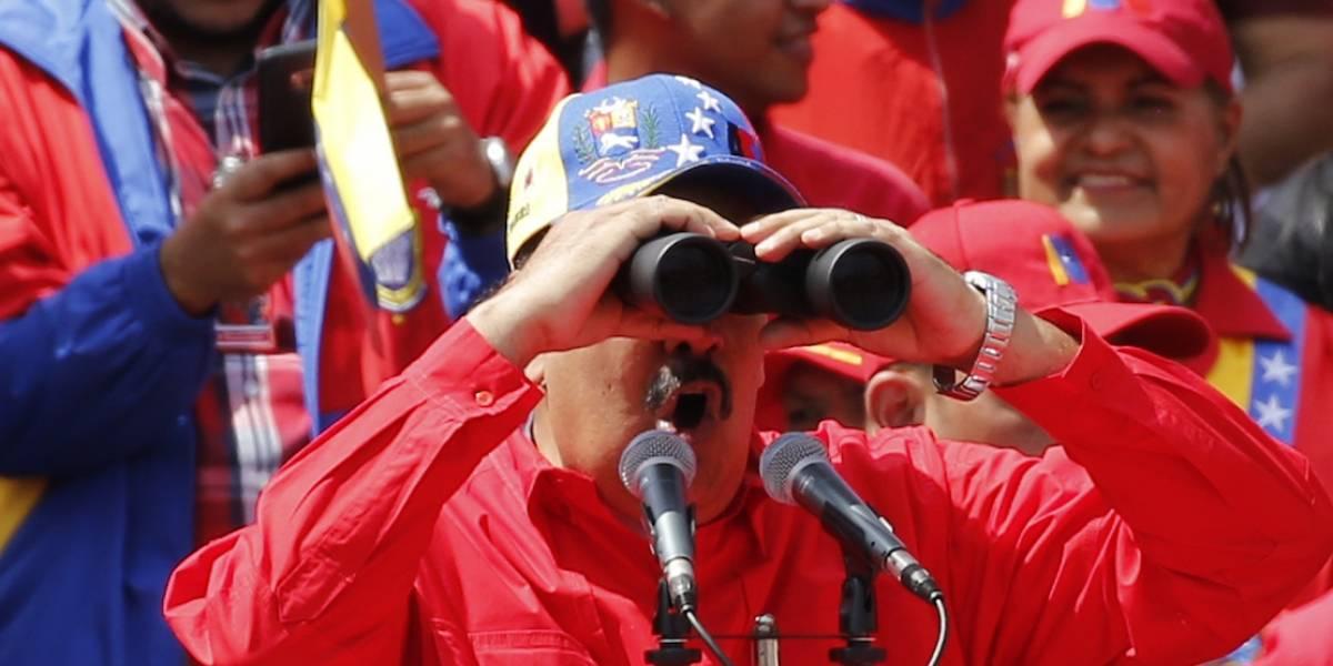 Maduro pide adelantar la elección de Asamblea Nacional en Venezuela