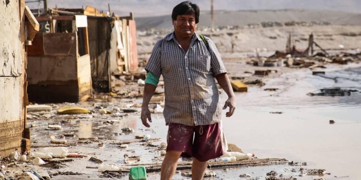 Dos fallecidos y varios sectores incomunicados por el invierno altiplánico