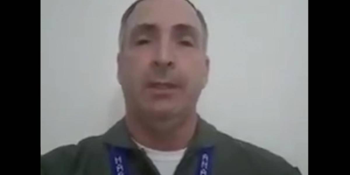 Suma respaldo: General de División de la Fuerza Aérea venezolana se pone a las órdenes de Juan Guaidó