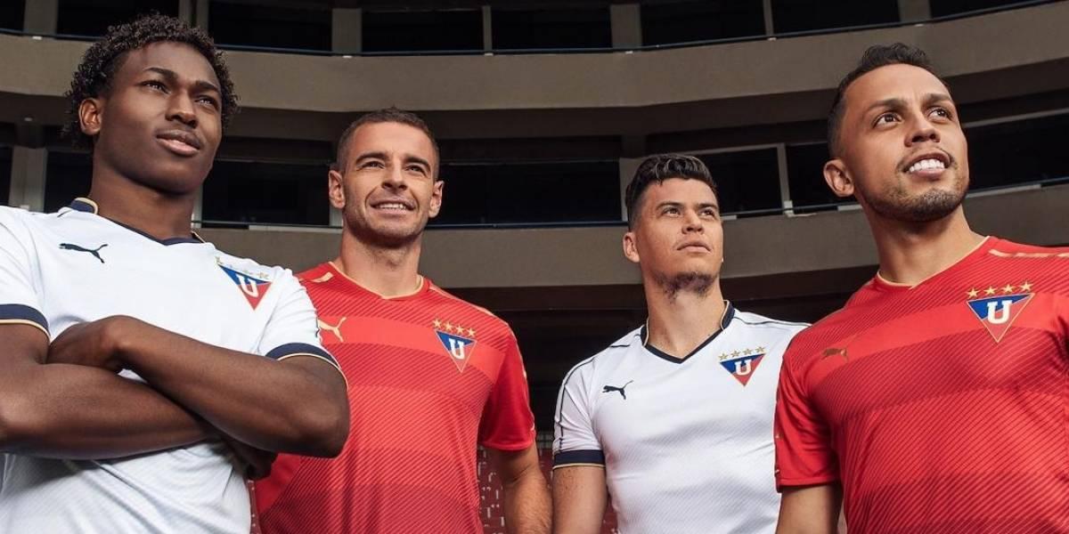 'Noche Blanca': Reacciones en redes tras la presentación de la nueva camiseta de Liga de Quito para la temporada 2019