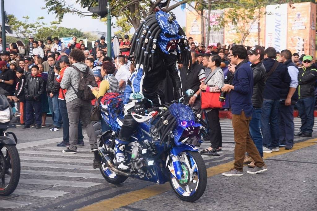 Caravana del Zorro 2019. Foto: Omar Solís
