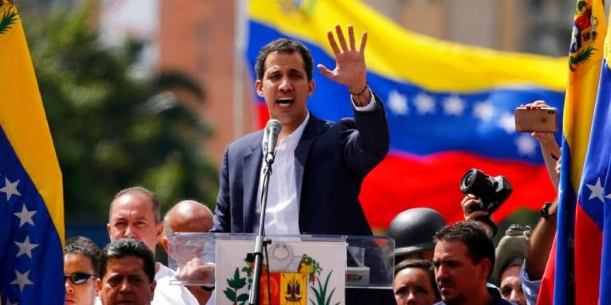Ayuda humanitaria para Venezuela llegará por Colombia, Brasil y una isla del Caribe