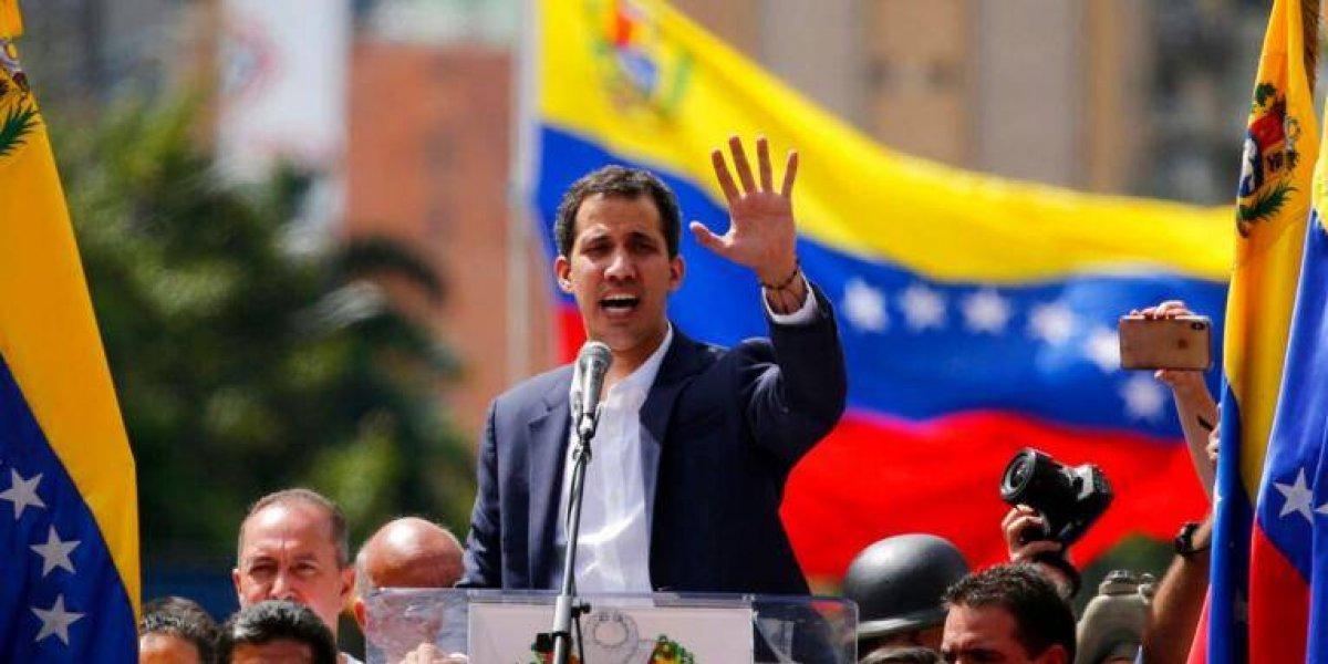 Países europeos cumplen ultimátum y reconocen a Juan Guaidó como presidente encargado de Venezuela