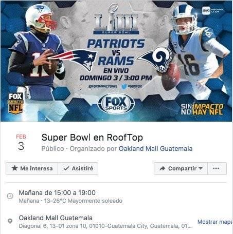 Dónde ver el Super Bowl