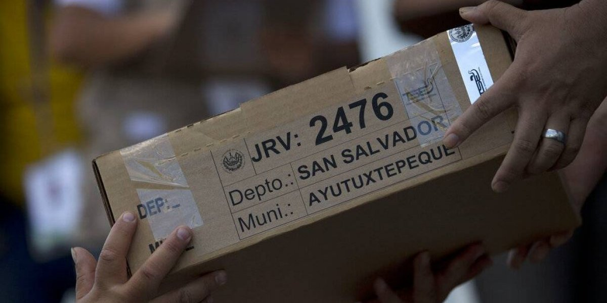 El Salvador decide mañana a sus próximos gobernantes