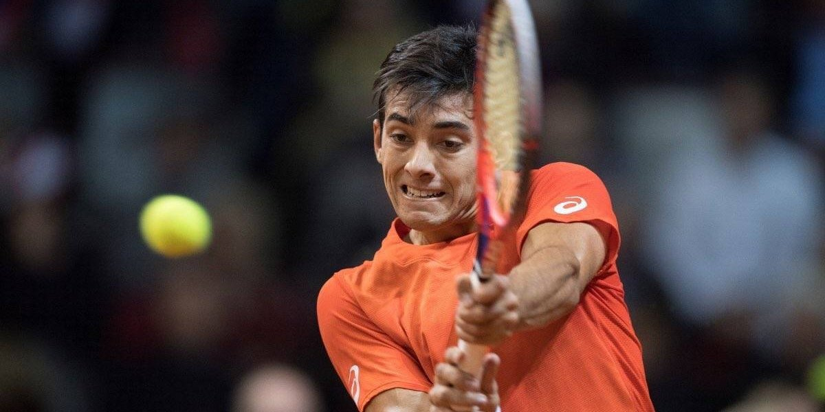 """Garín tuvo su """"revancha"""" y le tapó la boca a las críticas para meter a Chile en las finales de la Copa Davis"""