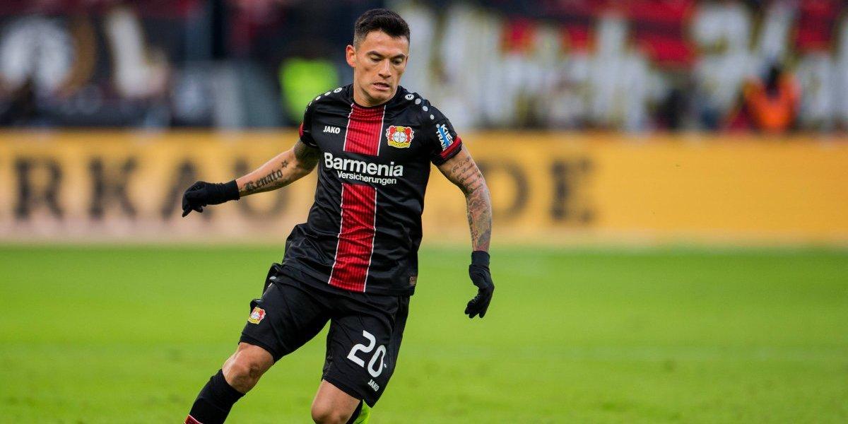 Charles Aránguiz y el Leverkusen dieron un golpetazo al vencer al Bayern Munich