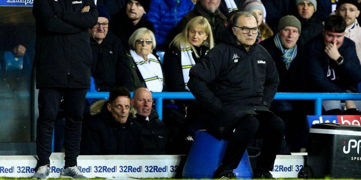 El Leeds de Bielsa perdió un partido clave y dejó de ser el líder exclusivo de la Championship