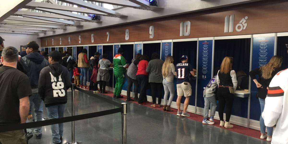 Desde Atlanta: ¿Cuánto cuesta un boleto para entrar al Super Bowl LIII?