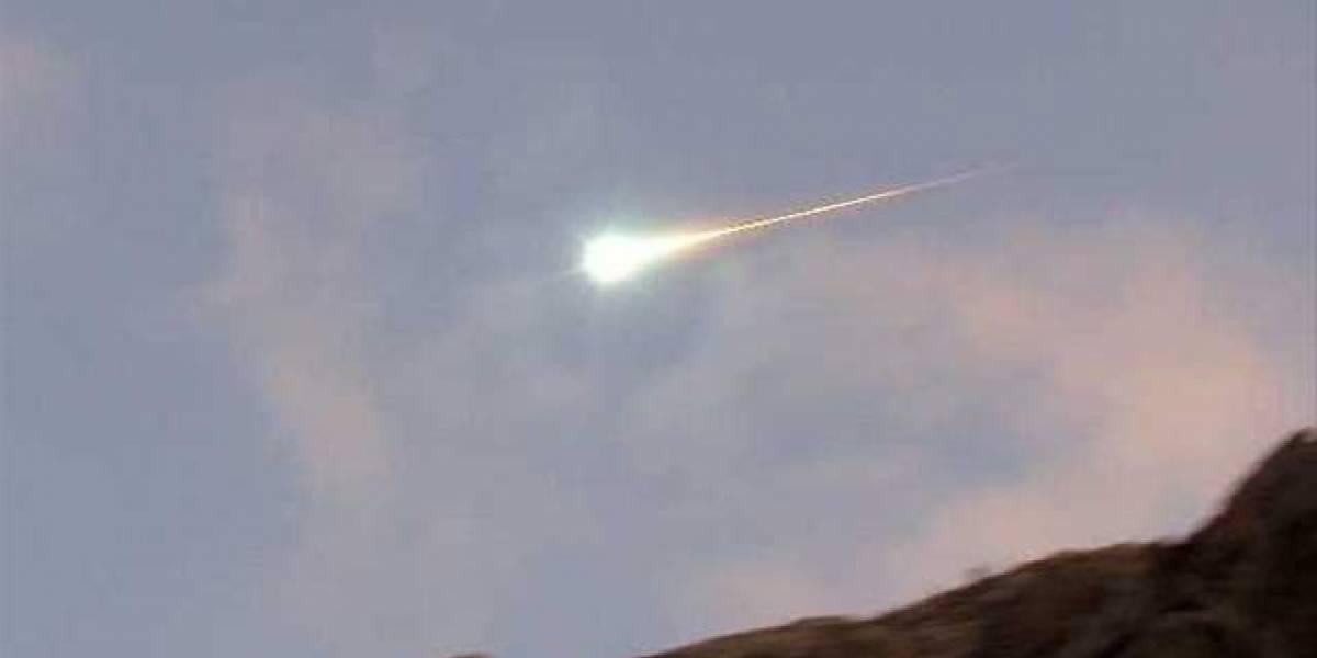VIDEO. Así fue la caída del meteorito en el occidente de Cuba