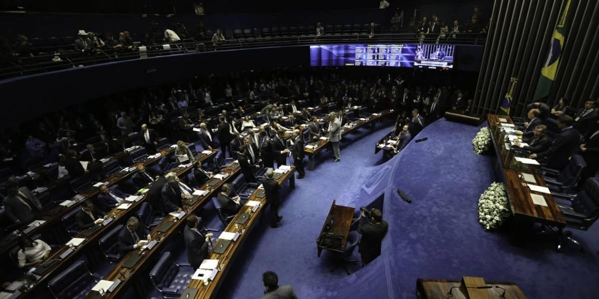 Senado elege Mesa Diretora; veja os escolhidos para cada cargo