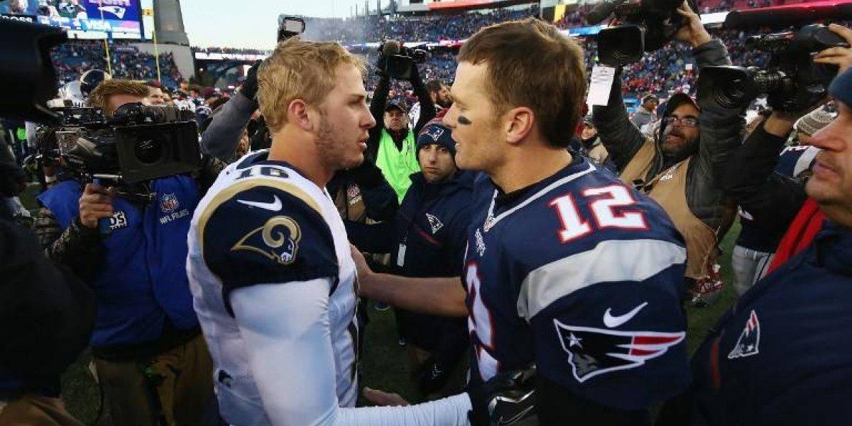 Patriots contra Rams, ¿qué equipo hará historia en el Super Bowl LIII?
