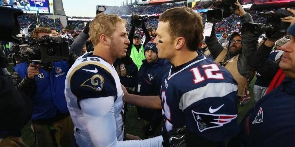 Desde Atlanta: Patriots contra Rams, ¿qué equipo hará historia en el Super Bowl LIII?