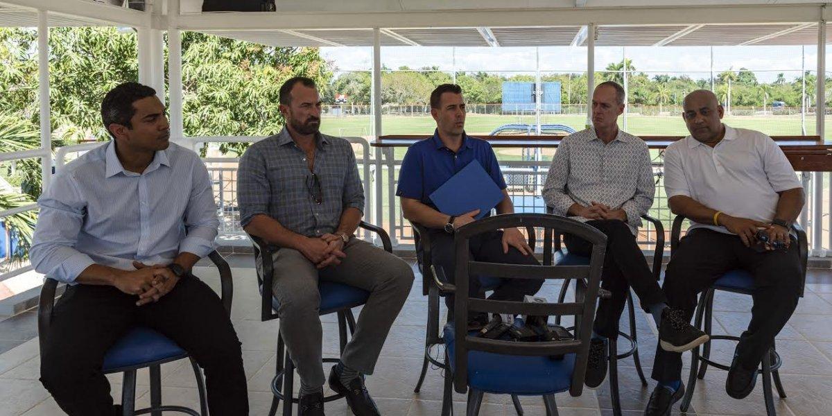 #TeVimosEn: Ejecutivos de los Mets realizan visita a academia de Boca Chica