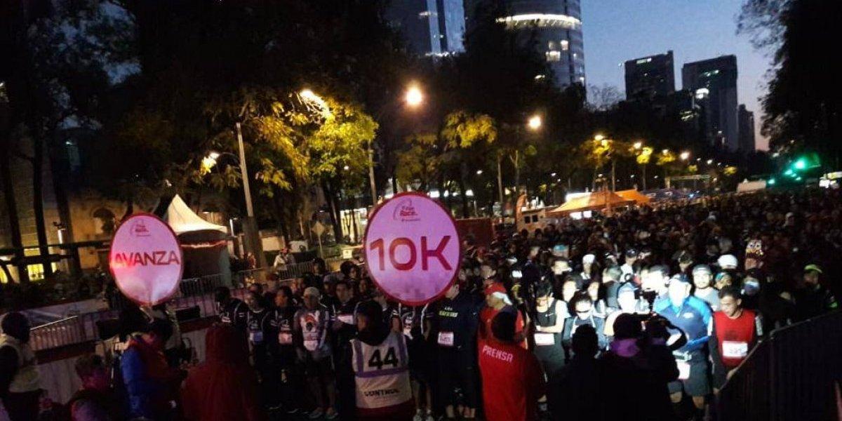 Runners se unen a la fiebre del Super Bowl LIII con carrera en la CDMX