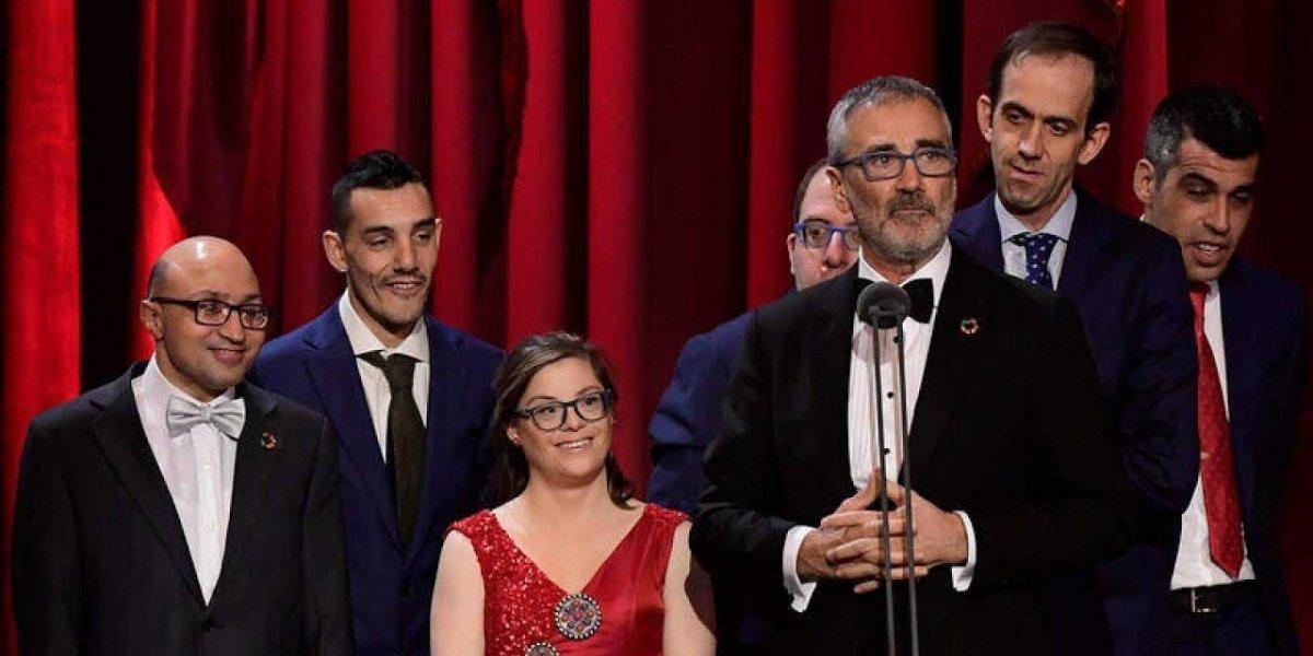 """'Campeones', mejor película """"Premios Goya 2019"""""""