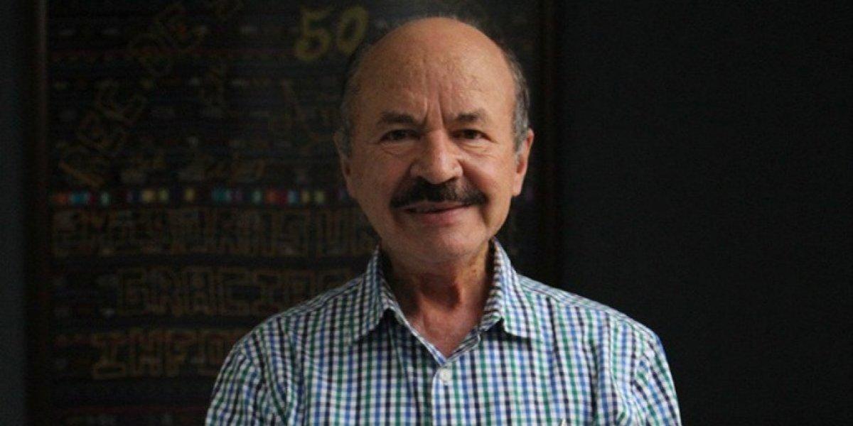 """Artistas lamentan la partida de Ángel Mario Figueroa, artífice de """"Tardes chapinas"""" y """"Fabumarimbas"""""""