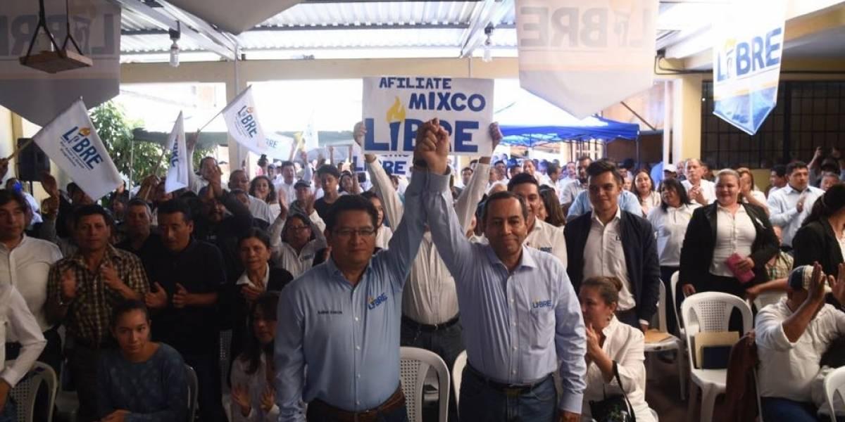 Partido Libre buscará la presidencia en las elecciones de 2019