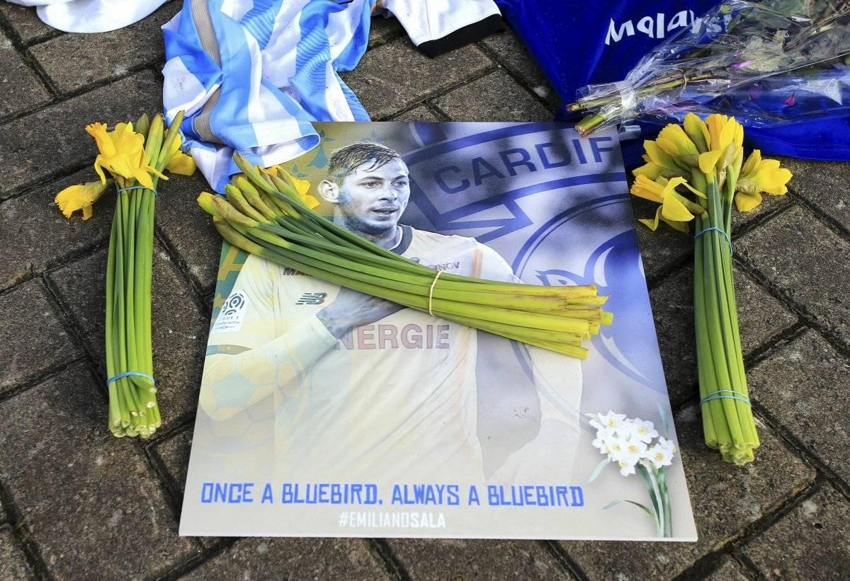 Cardiff demandará al Nantes por negligencia por la muerte de Emiliano Sala AP