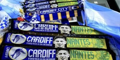 homenaje a Emiliano Sala en el estadio del Cardiff City