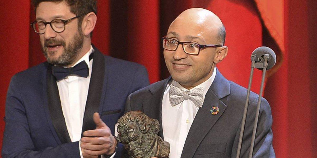 Este fue el conmovedor discurso del primer actor con diversidad funcional en ganar un premio Goya