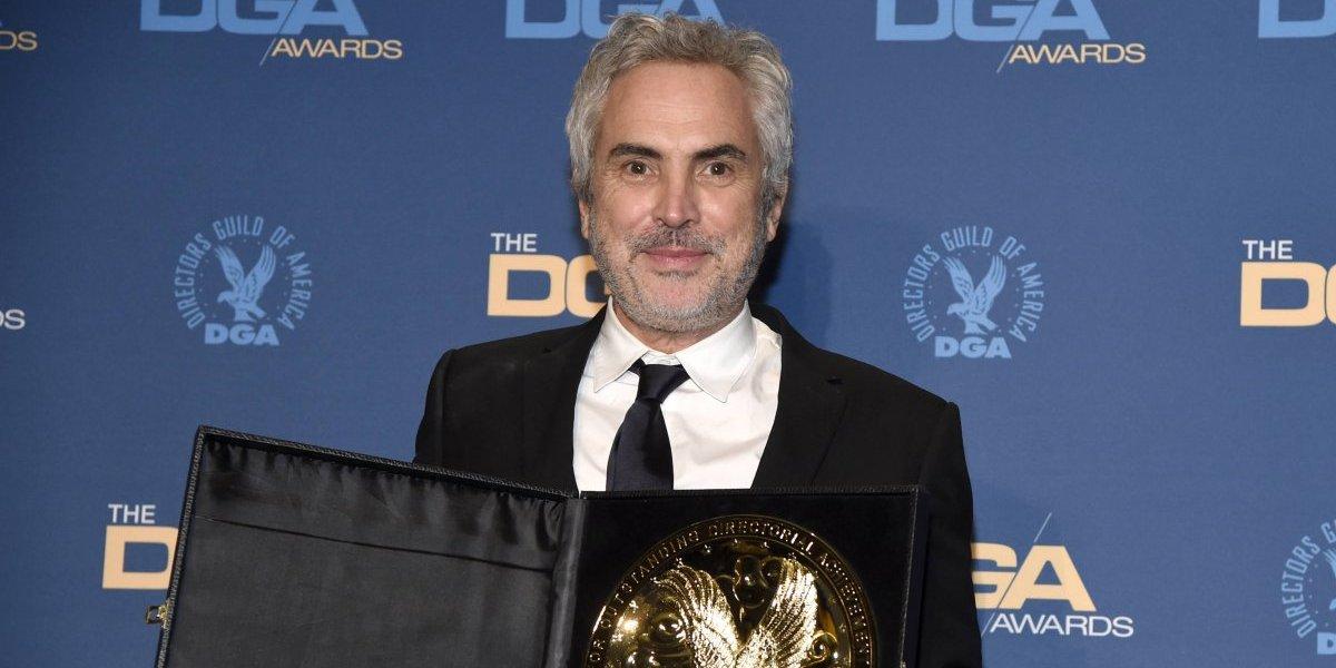 Reconocen a Alfonso Cuarón como 'Mejor Director'