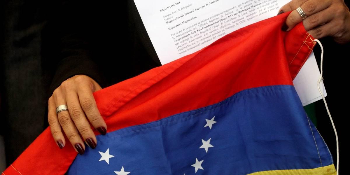 Crisis en Venezuela: Trudeau habló con Guaidó y reconoció su liderazgo