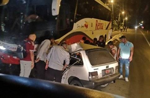 Dos fallecidos en accidente de tránsito en la vía Guabo-Machala