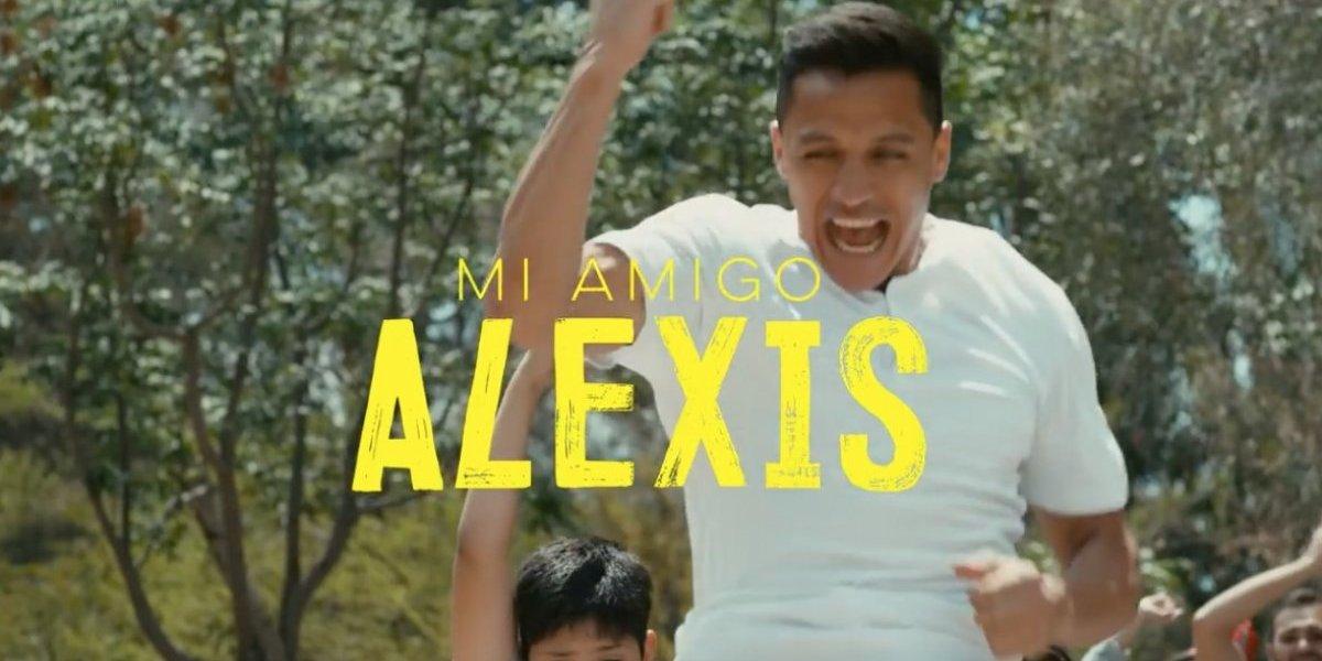 """""""Mi amigo Alexis"""": La aventura cinematográfica del Maravilla presentó su primer trailer"""
