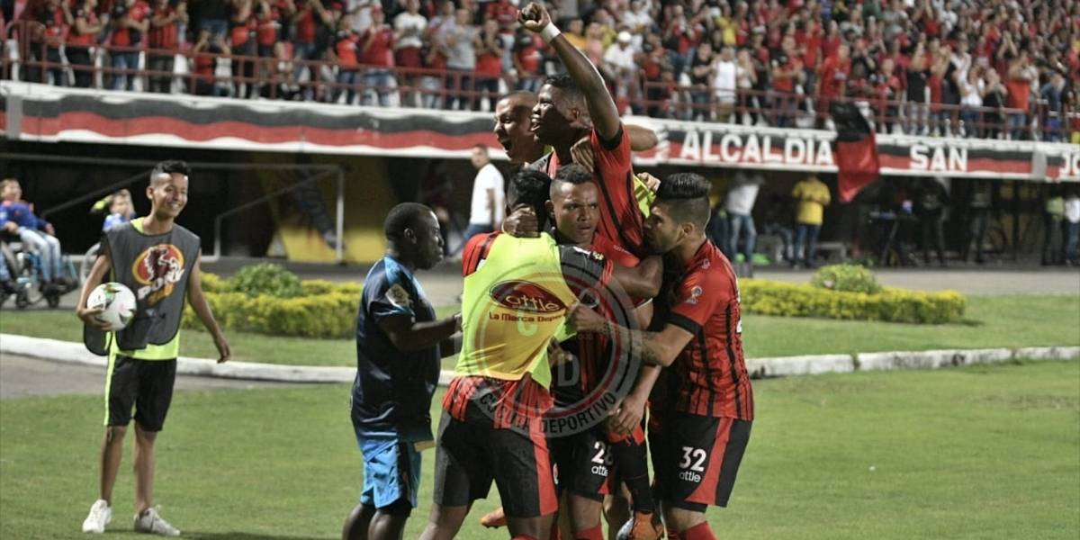 ¡De la B a líder! Cúcuta Deportivo es el puntero de la Liga Águila