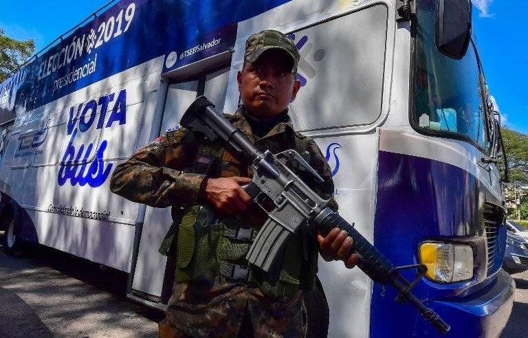 Elecciones El Salvador 2019