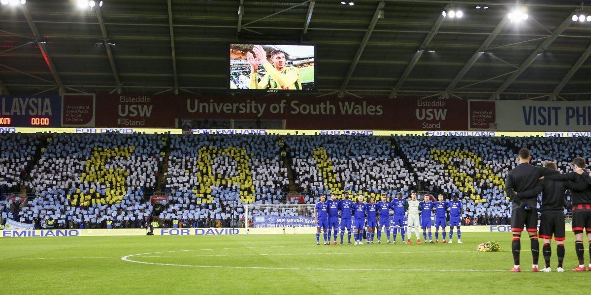 VIDEO: El emotivo homenaje del Cardiff para Emiliano Sala