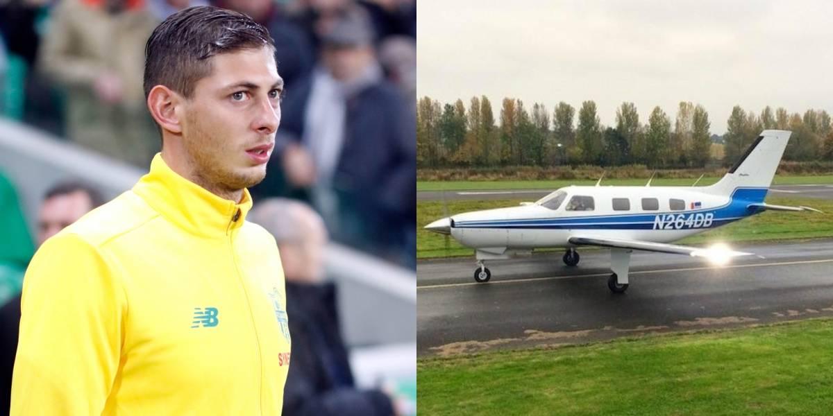 ¡Revelan la razón por la que desapareció avión en el que viajaba Emiliano Sala!