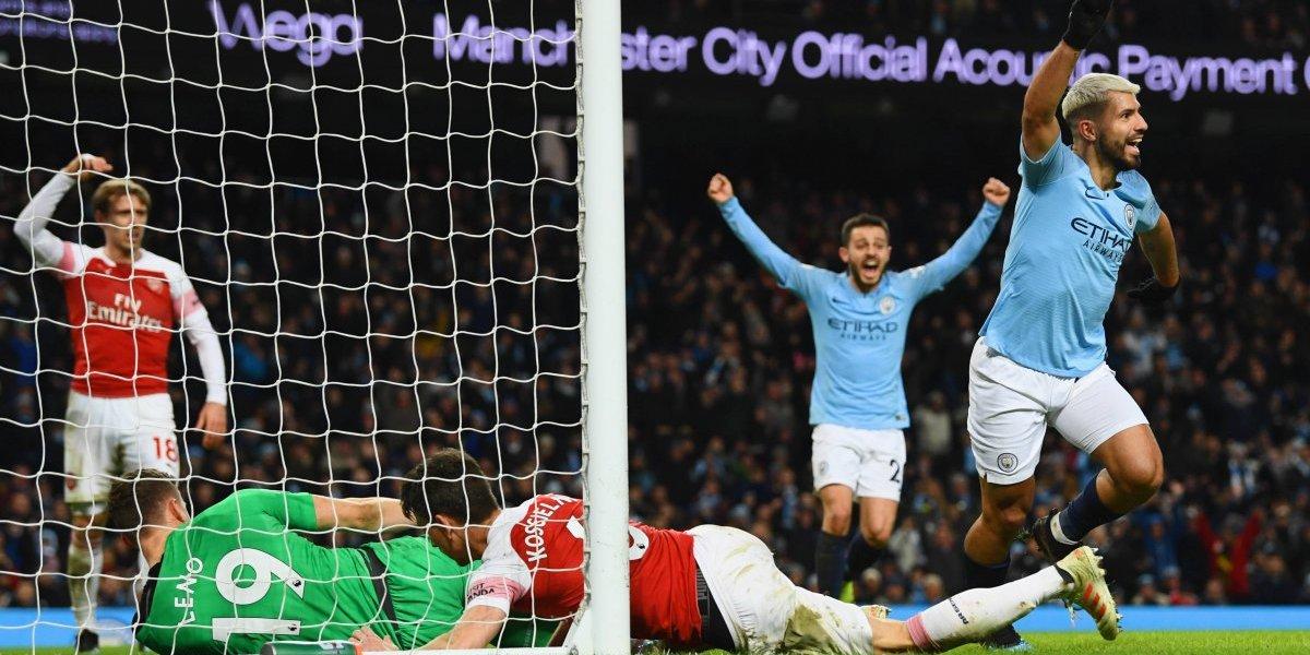 El Manchester City de Guardiola vuelve a recuperarse en la Premier y sigue a la caza de la punta