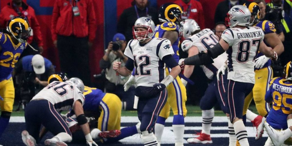 New England Patriots agrandó su dinastía con su sexto título de la NFL en un aburrido Super Bowl LIII