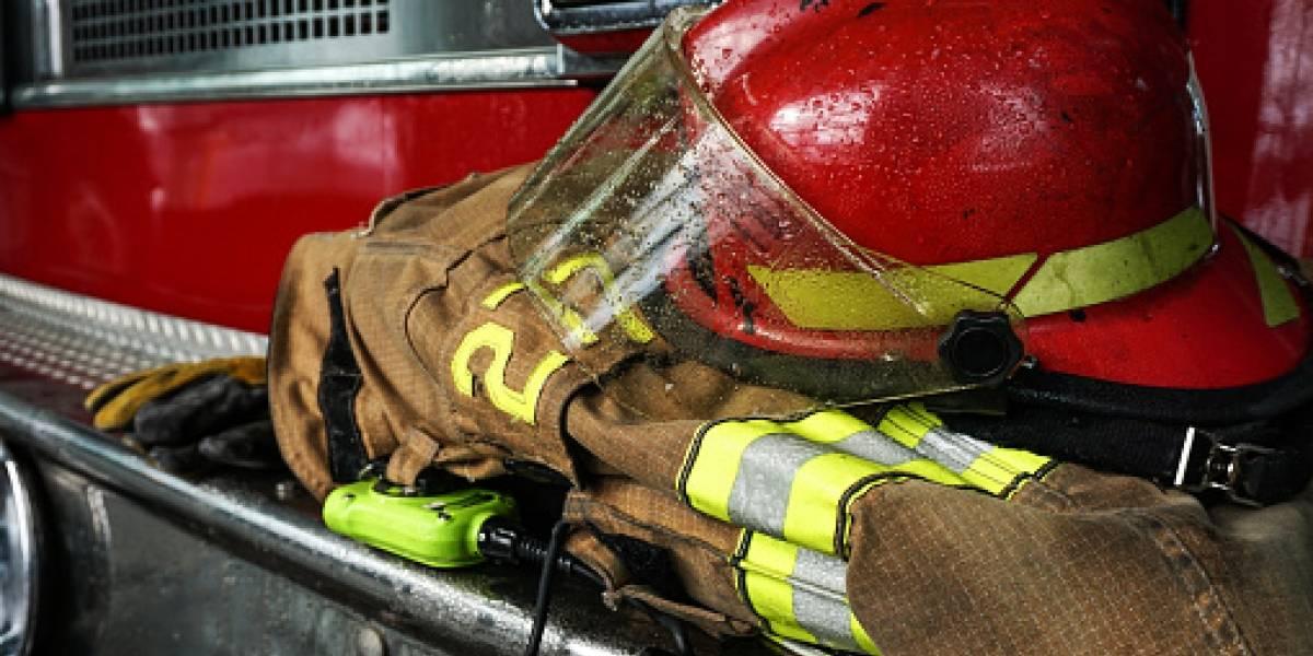 Se registra incendio en la comunidad Tamarindo de Ponce